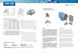 Bomba giratória sanitária do lóbulo do aço inoxidável (IFEC-LXB100003)