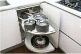 China-angemessener Preis-Küche-Schrank geglühte Lack-Küche-Schränke