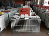 serbatoio a bagno d'olio del trasformatore 1000kVA