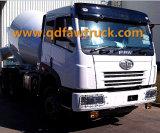 Camion della betoniera di Faw 9cbm