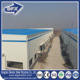 Qualidade da fonte de China a boa Pre-Projetou o armazém galvanizado Prefab da construção de aço