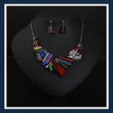 De nieuwe Reeks van de Juwelen van de Halsband van de Oorring van de Manier van de Hars van het Punt Acryl