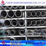 6061 6063 ont expulsé le tube en aluminium dedans anodisé avec la bonne dureté