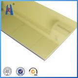 Outils de panneau/matériaux de construction composés en aluminium