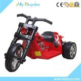 ヘッドライト音楽6V対モーターチョッパーのバイクの赤