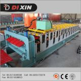 Dixin Trapezoidal e Corrugated Double Layer Roll formando máquina