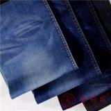 Qm21005-2 tejido jeans mezclilla OEM