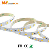 Amostra grátis5050 60ledstrips SMD 24V 14.4W/m HL luz ledstrip flexível