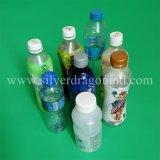 Manchon rétractable étiquette imprimée pour bouteille d'eau minérale