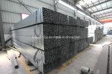 Tubulação de aço quadrada galvanizada para a construção