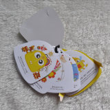 طوى لون غنيّة [7بيسس] تعليق بطاقة مع خيط لأنّ حقيبة
