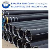 De Pijp ASTM A53/A106 en GB 8162 van het staal de Naadloze Pijp van Staal 8163