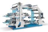Machine d'impression de Flexography de Quatre-Couleur de série