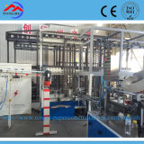 Máquina de la producción del cono del papel de la pirotecnia de los fuegos artificiales de la eficacia alta