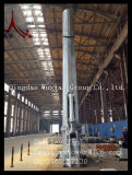 Torre hidráulica galvanizada a quente do vento