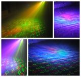 Efeito de LED Laser Multi-Effect RGY Light