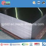 (304, 316, 317, 904, 2205) холоднопрокатный лист нержавеющей стали с ISO SGS