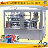 Автоматическая машина завалки чонсервной банкы напитка