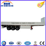 40FT 세 배 Axle Wall Side 또는 Side Board Truck Trailer