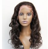 Les perruques de cheveux humains de mode/lacent complètement des perruques