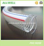Belüftung-Plastikstahldraht-verstärkte Schlauchleitung
