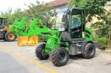 Euro 3 EngineおよびHydrostatic SystemのAgricultral Farm Wheel Loader