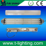 LEDの再充電可能な非常灯は、スイッチけい光ランプの高品質携帯用再充電可能なMl TLLED1330 40 Eを手で押す