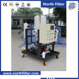 A máquina do tratamento do petróleo do vácuo para a desidratação, desgaseifica, remoção das impurezas