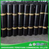 Het dakwerk Gebruikte Sbs/APP Gewijzigde Waterdichte Membraan van het Bitumen Torched
