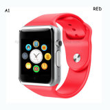 Téléphone intelligent bon marché de montre de Bluetooth avec le moniteur A1 de sommeil