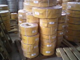 Tuyau en PVC à haute pression et résistance / pose de tuyau plat