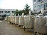 Tanques sanitários da incubação do iogurte 3000L do alimento