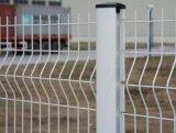 Le fil soudé clôture en 50x200mm avec Peach Post