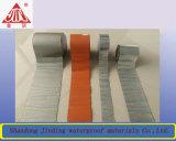De zelfklevende Band van het Bitumen met Aluminiumfolie