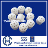 Hersteller Three Holes Ceramic Ball als Perforated Catalyst Carrier