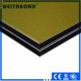 poids léger de 5mm et facile de traiter le fournisseur composé en aluminium de plaque