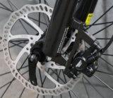 26 bici eléctrica del MEDIADOS DE mecanismo impulsor de la manivela de la montaña de la batería del tubo del marco 36V de la pulgada MTB abajo