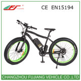 48V 500W Eléctrico de pneu de gordura de bicicletas eléctricas aluguer