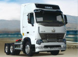 De Vrachtwagen van de Tractor van de hoogste Kwaliteit HOWO met de Technologie van de Mens 6*4