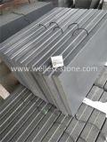 Il basalto nero smerigliatrice le mattonelle decorative della parete di Exterial della costruzione delle mattonelle del basalto del rivestimento murale delle mattonelle