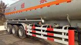Топлива топливозаправщика трейлер Semi с американским типом механически подвесом