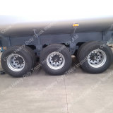 Kraftstoff-Transport-Wasser-Becken-Schlussteil-Aluminiumtanker-Schlussteil der Kapazitäts-50000liters