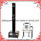 Máquina de prueba extensible del solo de la columna de la PC electrón controlado del probador extensible