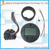 H3051s LCD Zender van de Druk van de Vertoning 4-20mA de Differentiële