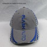 Preiswerte gekennzeichnete Baseball 100%Cotton Cap&Sport Großhandelsschutzkappe