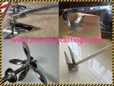 鋳造物鋼鉄沖合いの抗力アンカー