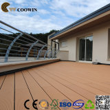 Blcony embarca o Decking da madeira WPC do Teak (TW-02)