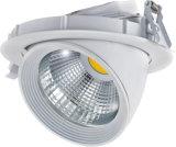 LED COB Down Light 30W 2500lm COB Pf>0.9 AC100~240V