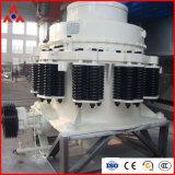Mayor capacidad y menos desgaste costes trituradora de cono resorte