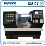 CNC 수평한 선반 명세 Ck6150t를 도는 저가 CNC 금속 기계